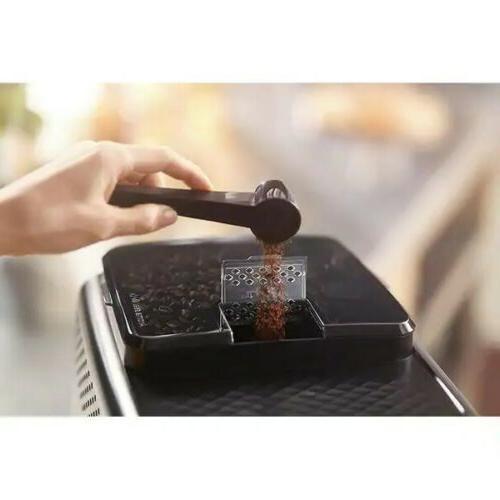 Automatic Espresso Machine w/ Milk Frother