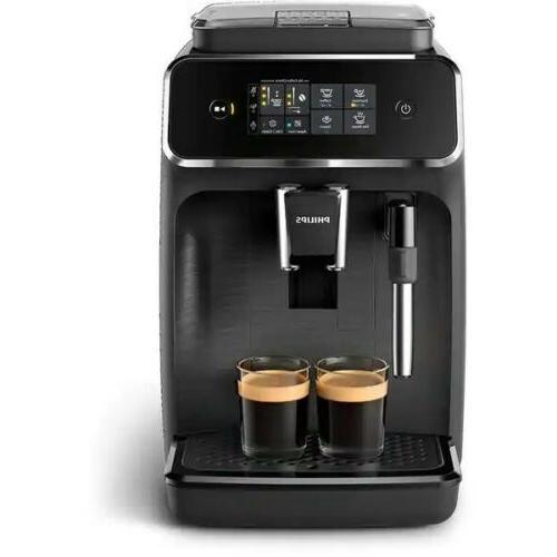 2200 series fully automatic espresso machine w