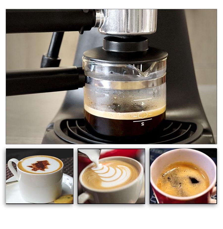 250ML Espresso Maker Mini <font><b>Coffee</b></font> Cappuccino <font><b>Milk</b></font> <font><b>Frothers</b></font> <font><b>Milk</b></font> Foamer