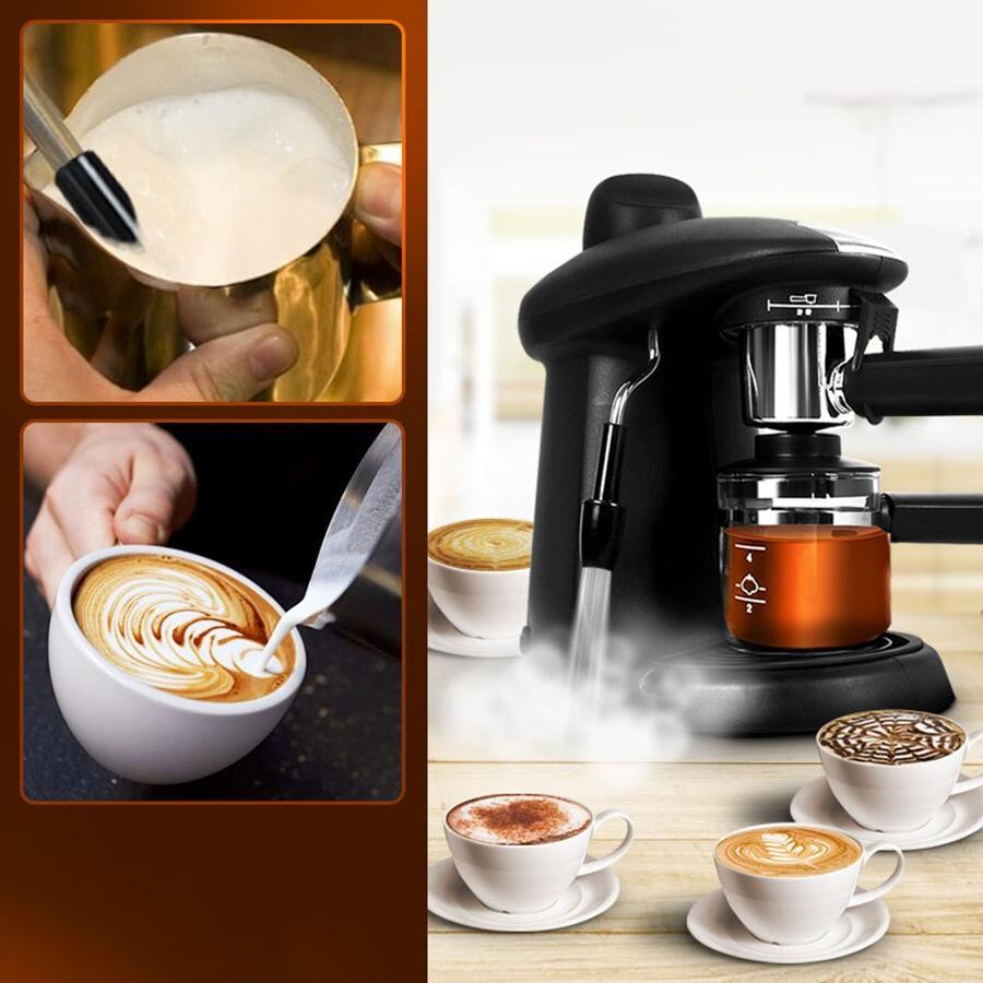 250ML Maker <font><b>Coffee</b></font> Cappuccino <font><b>Milk</b></font> 5BAR 220V