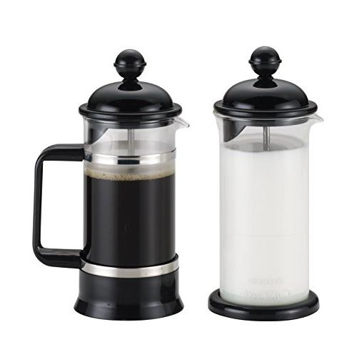 BonJour French Frother Set, 12.7-Ounce, La Petite,