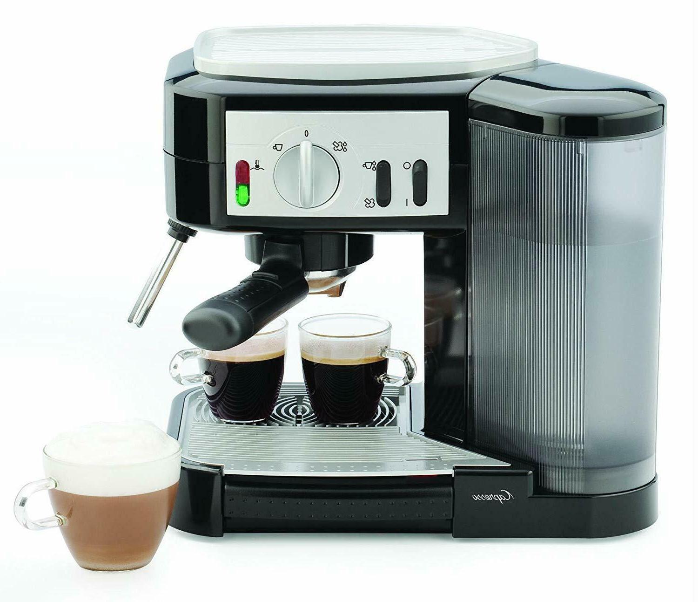 Capresso 115.01 1050-Watt Pump Espresso and Cappuccino Machi