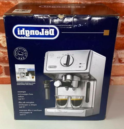 De'Longhi ECP3630 15 Bar Pump Espresso and Cappuccino Machin