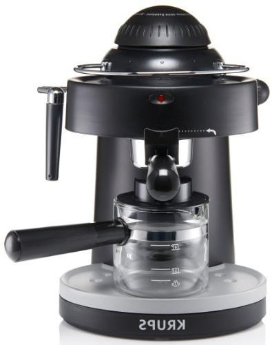 KRUPS XP1000 Espresso Machine with