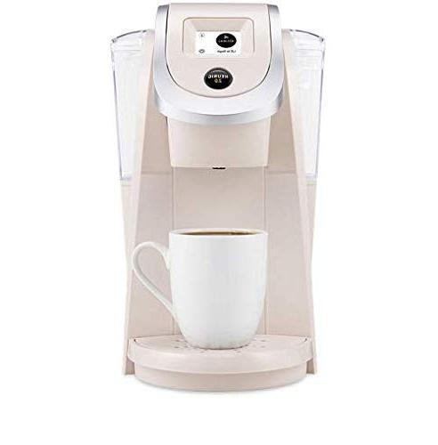 Keurig K250 Single Serve, K-Cup Pod Coffee Maker with Streng