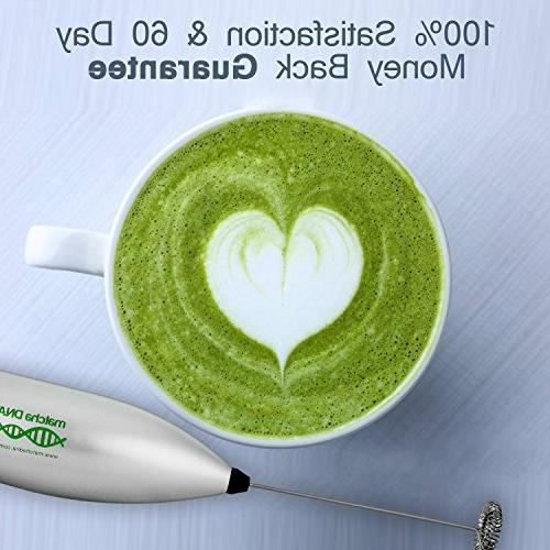 MatchaDNA Frother