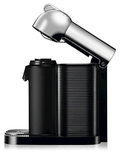 Nespresso A+GCA1-US-CH-NE VertuoLine Coffee and Espresso Aeroccino Chrome
