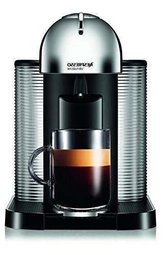 Nespresso A+GCA1-US-CH-NE VertuoLine Coffee and Espresso Mak