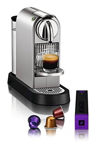 Nespresso Citiz C111 Espresso Maker with Aeroccino Plus Milk