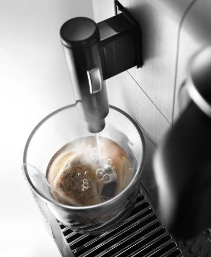 Nespresso Lattissima Espresso Machine by Aluminum