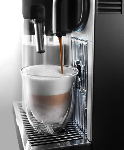 Nespresso Pro Machine by Brushed Aluminum