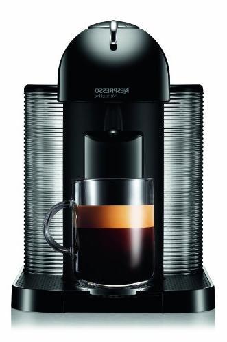 Nespresso Coffee and Espresso Maker Aeroccino Plus