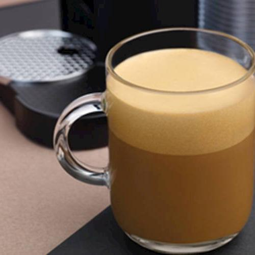 Nespresso A+GCA1-US-CH-NE and Espresso Aeroccino Chrome