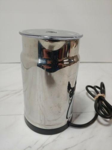 Nespresso Automatic Milk Frother Tested