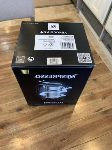 nespresso frother