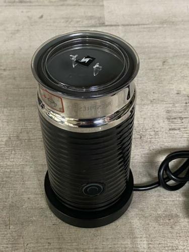 Nespresso Aeroccino3 3694-US-BK Pre Owned