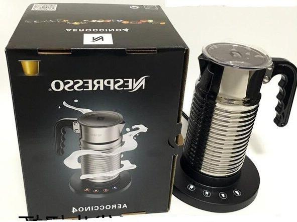 New Frother Aeroccino Ver.