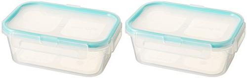 airtight rectangle containers