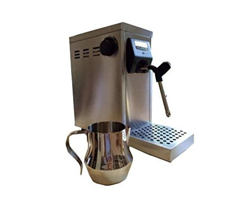auto coffee frother milk steamer