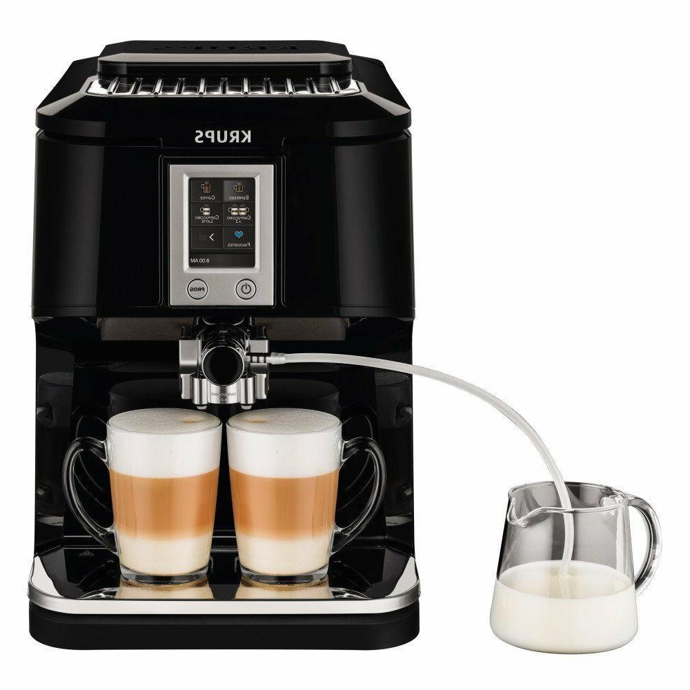 automatic 1 touch cappuccino machine