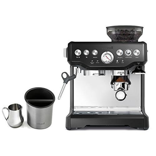 barista express black sesame espresso