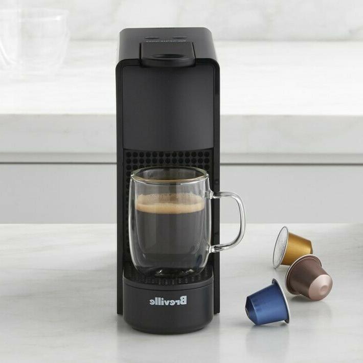 bec220blk black mini essenza espresso