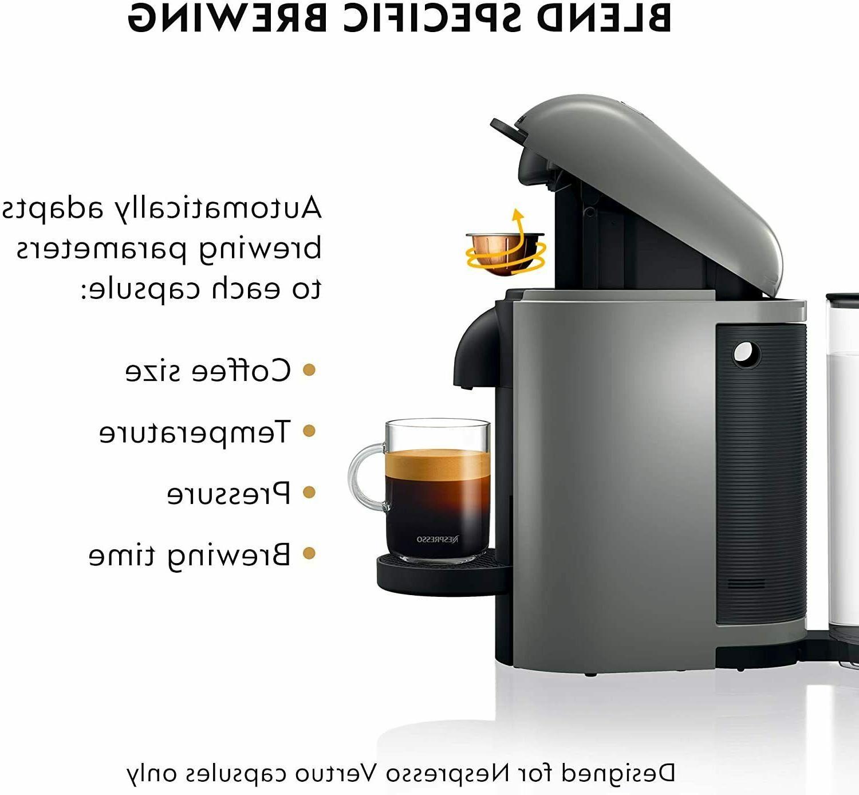 Breville Nespresso and - Grey