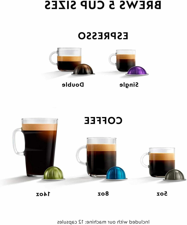 Breville Nespresso and Espresso Machine - -