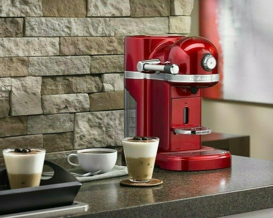 by kitchenaid espresso machine plus aeroccino 3