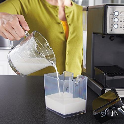 Mr. Coffee Barista Espresso Maker,