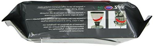 Urnex Wipz Coffee Equipment Cleaning 19WIPZ12100