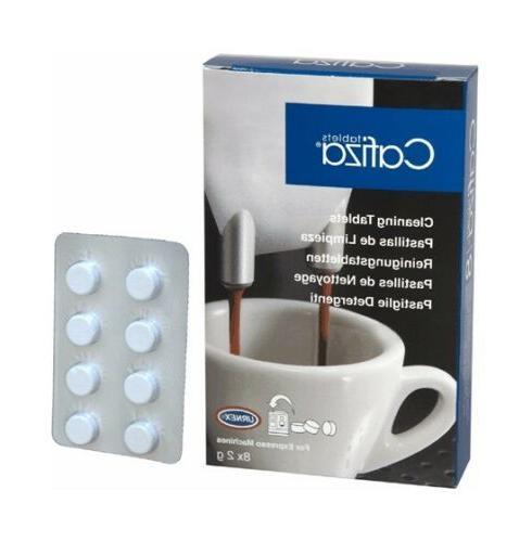 cafiza home espresso coffee machine cleaner tablets