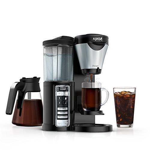 cf021 ninja coffee brewer maker