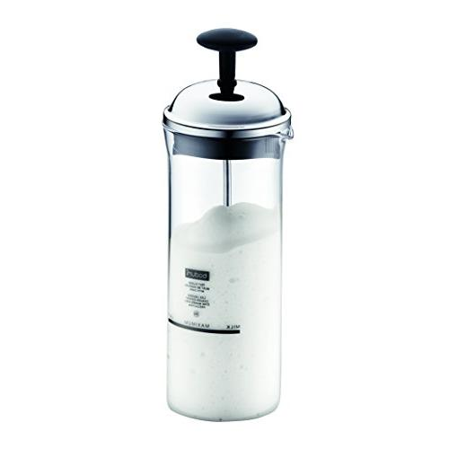 chambord milk frother chrome