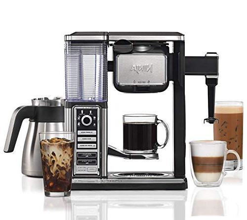 coffee bar brewer system