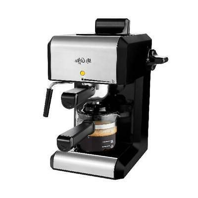 Coffee ESPRESSO MACHINE Milk Steam Frother Latte