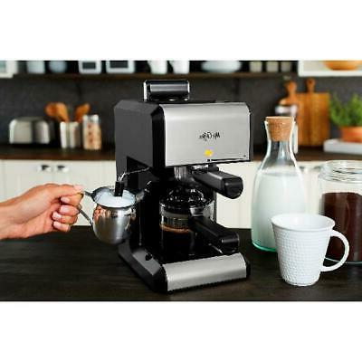 Coffee Bar MACHINE Milk Steam Frother Latte