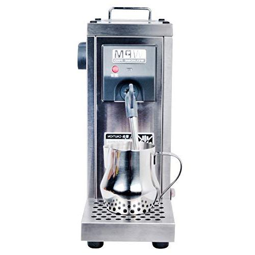 Welljoin Frother Milk Steamer Commercial Milk Frothing