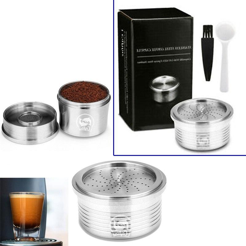 Coffee Machine Capsule Pod <font><b>Cup</b></font> Filter Fo