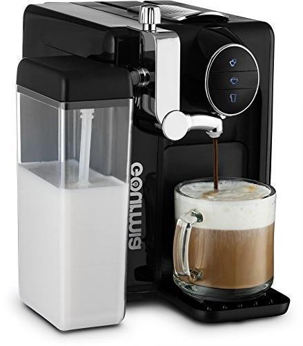 coffee machine espresso cappuccino latte
