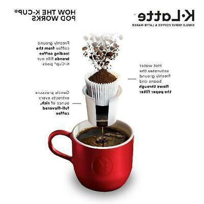 Coffee Keurig Latte