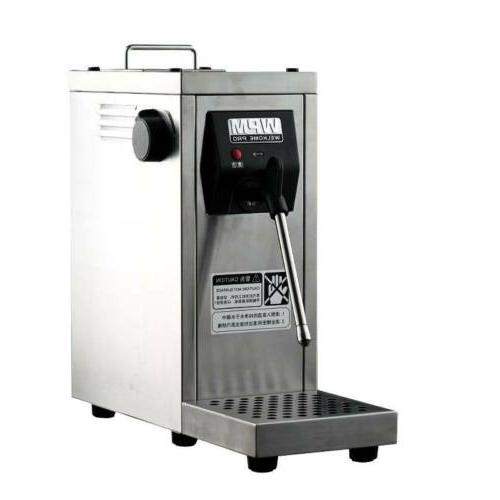 commercial 220v auto coffee frother milk steamer