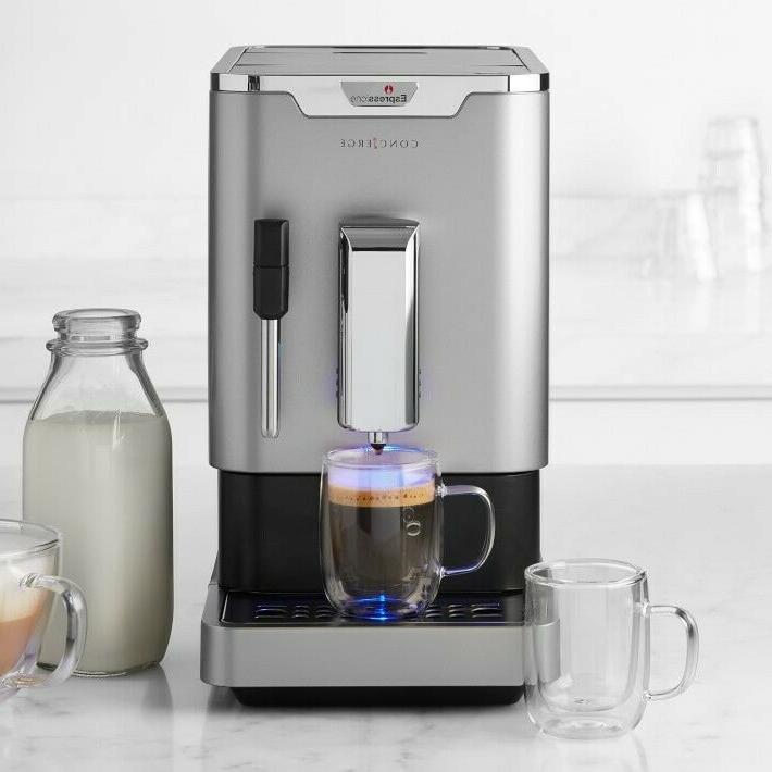 concierge coffee maker and espresso machine