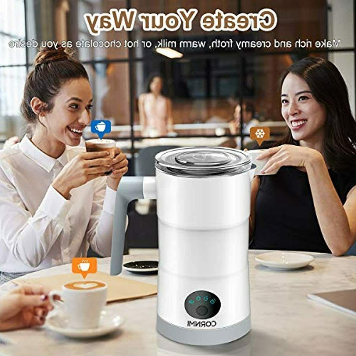 CORNMI Milk and Warmer,4 Automatic Auto