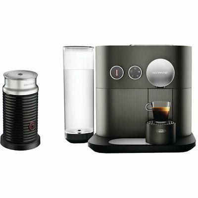 delonghi expert espresso machine with aeroccino milk