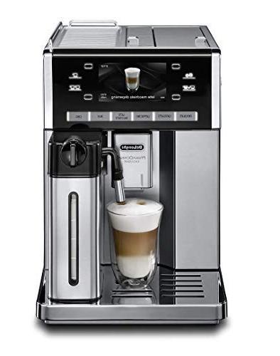delonghi primadonna esam automatic coffee