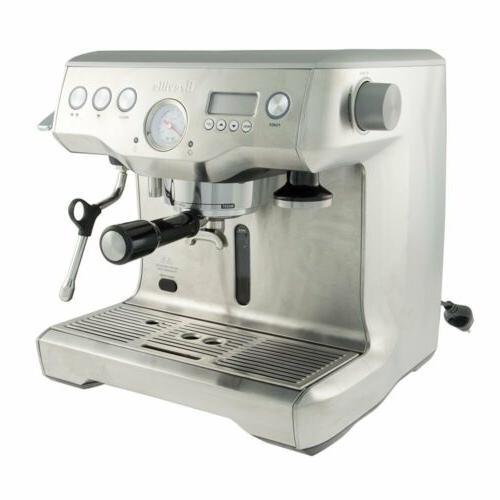 dual boiler bes920xl espresso
