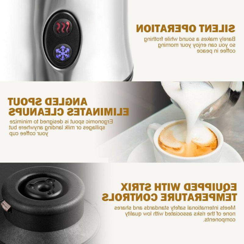 Electric Automatic & Heater Hot or Cold Function