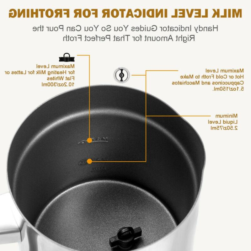 Electric Automatic Milk Hot or Cold Milk Function