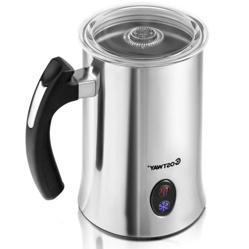 Electric Automatic & Steamer with Hot or Function